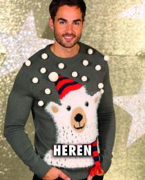 Foute Kerst Sweater Heren