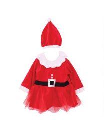 Kerstpak Kerstvrouwkostuum Peuterpakje Kinderen