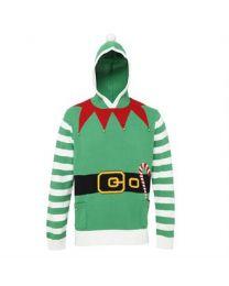 Kersttrui Kerstelf Sweater Volwassenen