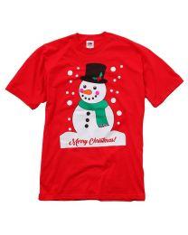 Kerst t-shirt, Heren