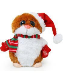 Kerst Accessoires Dansende Hamster
