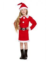 Kerstpak Meisjes Kerstman Kinderen